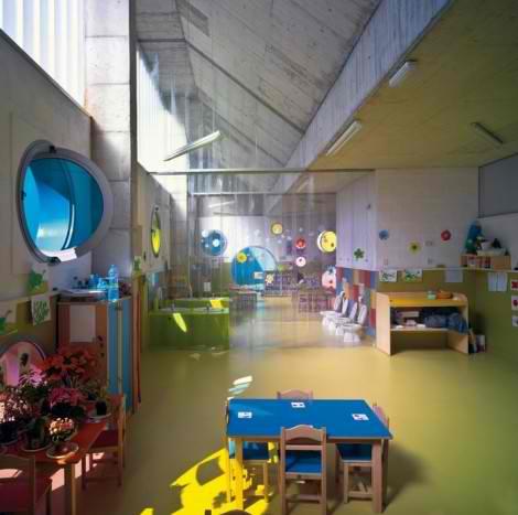 Kindergarten Interior Design School