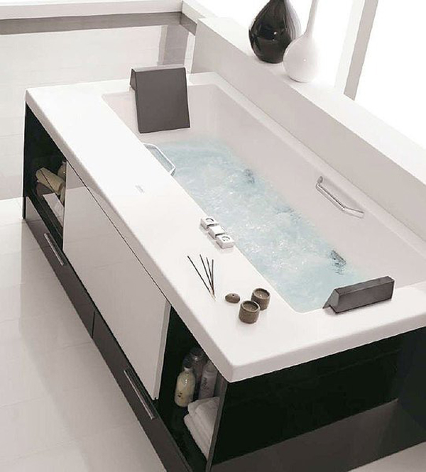 gambar bak mandi minimalis
