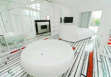 Lantai Rumah atraktif