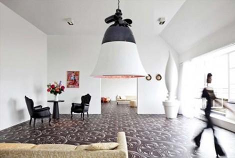 Dekorasi Interior Lantai