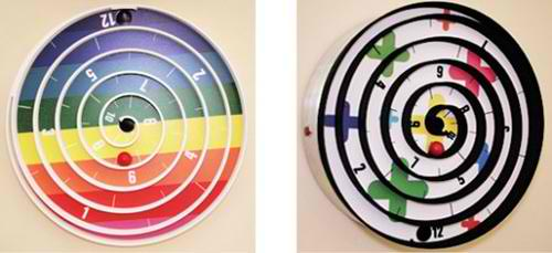 House Designs: Funky Fashionable Contemporary Spiral Wall
