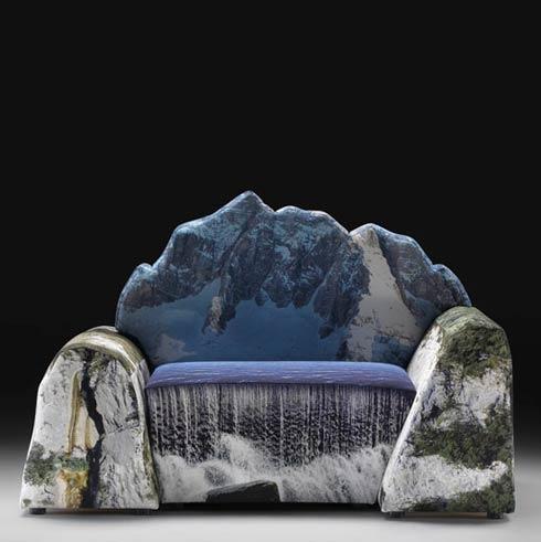 Beautiful (u0027Montanarau0027 Couch By Gaetano Pesce) Idea